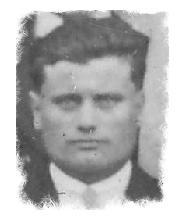 <b>Maurice Auguste</b> MOURIER ° 12/10/1905 à Valleraugue ; 30, 26 ans - 664-5735-17