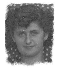 Ginette <b>Alice DOMERGUE</b> ° 03/11/1928 à Le Vigan ; 30, 20 ans - 474-3536-12